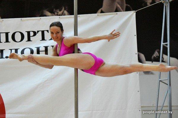 Фоторепортаж: лучший танцовщицей на пилоне стала гродненка Людмила Судина (фото) - фото 19