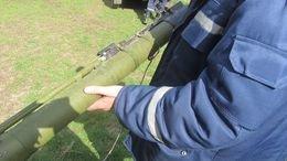 В Краматорске посреди дня обнаружили два противотанковых РПГ (фото) - фото 1