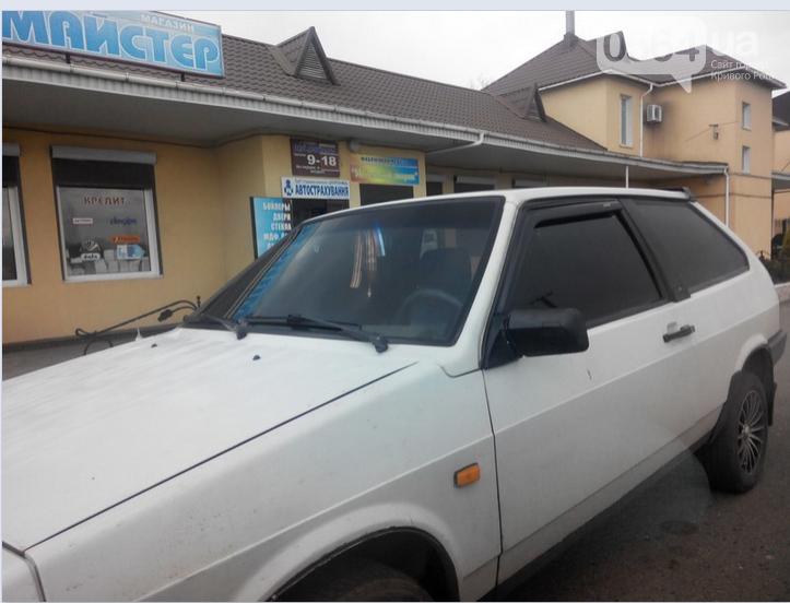 В Кривом Роге: на «Аллее Героев» посадили деревья, поймали автоугонщика и засняли машину с флагом страны-агрессора (фото) - фото 3