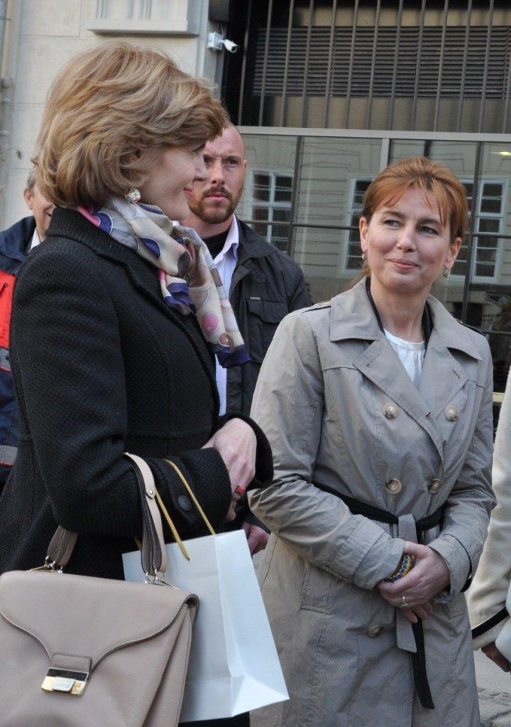 Перша леді Львова провела екскурсію для дружини Президента Угорщини (ФОТОРЕПОРТАЖ, ВІДЕО), фото-6