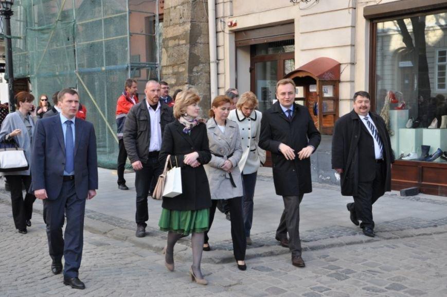 Перша леді Львова провела екскурсію для дружини Президента Угорщини (ФОТОРЕПОРТАЖ, ВІДЕО), фото-5