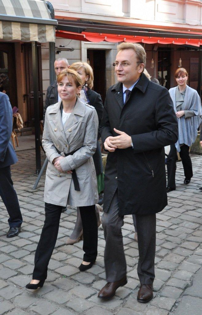 Перша леді Львова провела екскурсію для дружини Президента Угорщини (ФОТОРЕПОРТАЖ, ВІДЕО), фото-3
