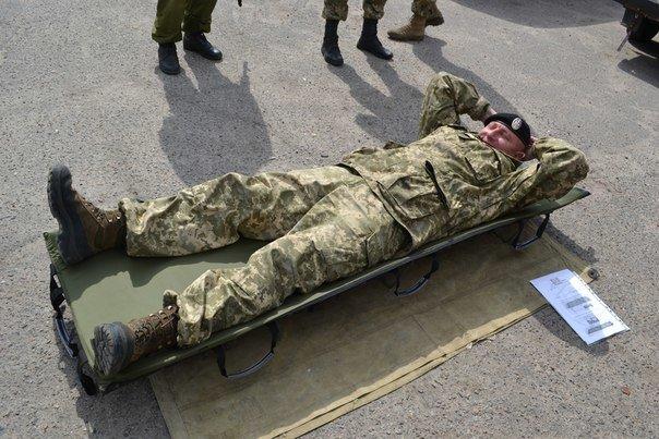 Николаевские морпехи получили мобильные кровати (ФОТО) (фото) - фото 4