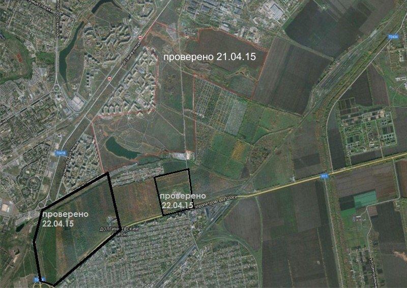 Криворожане «прочесывают» посадки вокруг микрорайона, где пропал подросток (фото) - фото 1