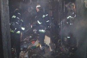 Пожежники назвали причину смерті пенсіонера, який минулої ночі згорів живцем у Львові (ФОТО, ВІДЕО) (фото) - фото 1