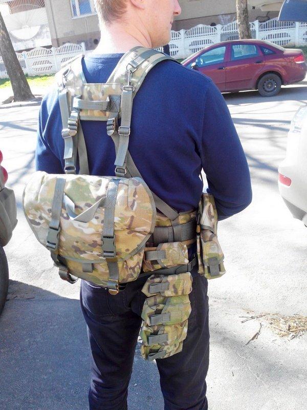 Волонтеры снабдили спецназовцев Очакова биноклями и дальномерами (ФОТО) (фото) - фото 2