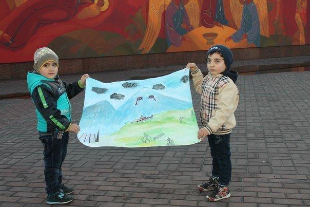 В Днепродзержинске почтили память жертв геноцида армян (фото) - фото 2