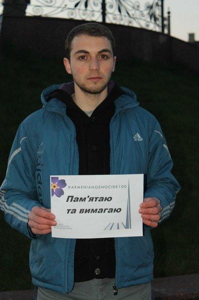 В Днепродзержинске почтили память жертв геноцида армян (фото) - фото 5