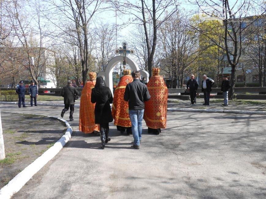 Днепродзержинцы отдали дань памяти жертвам Чернобыльской катастрофы (фото) - фото 5