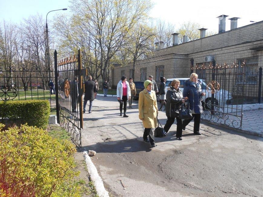 Днепродзержинцы отдали дань памяти жертвам Чернобыльской катастрофы (фото) - фото 3