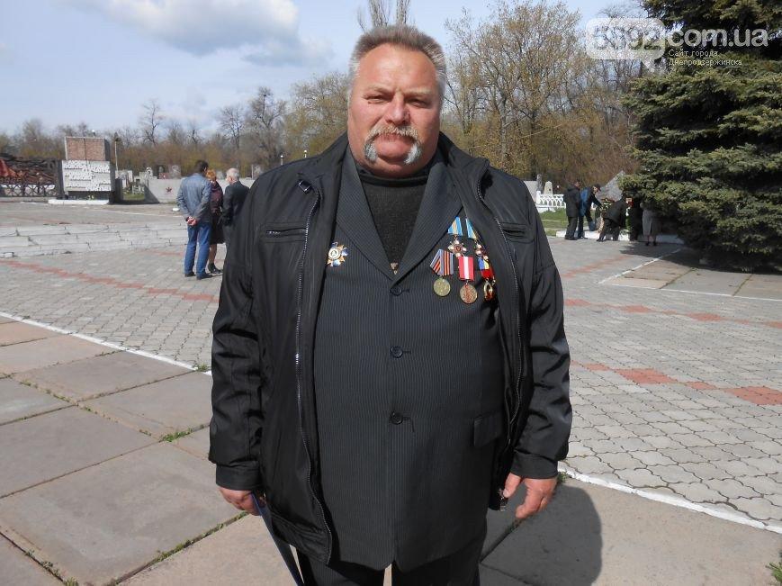 Истории, награды и проблемы чернобыльцев Днепродзержинска (фото) - фото 3