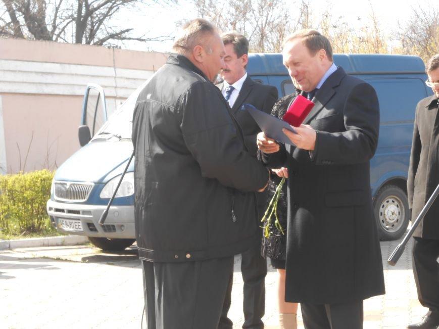 Истории, награды и проблемы чернобыльцев Днепродзержинска (фото) - фото 1