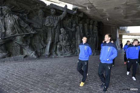 """Як футболісти з """"Брюгге"""" по Києву гуляли. (фото) - фото 2"""