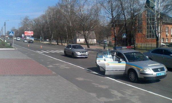 ДТП на Кірова (фото) - фото 1
