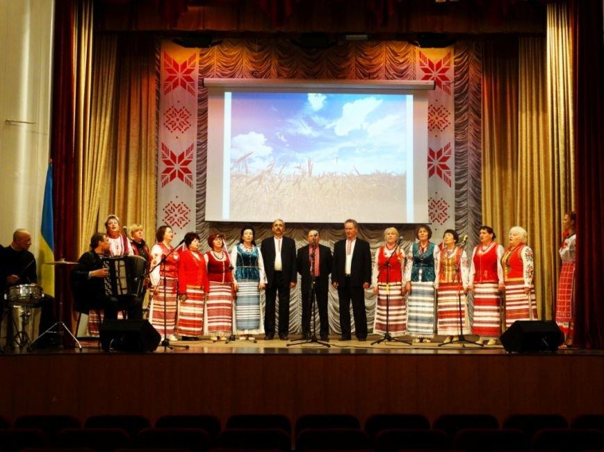В ДК «Молодежный» прошел патриотический концерт народной песни (фото) - фото 2