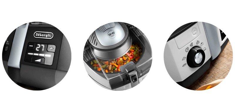 Мультиварка 5 в 1 от DeLonghi: вся кухня в одном приборе!, фото-3