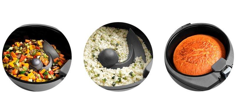 Мультиварка 5 в 1 от DeLonghi: вся кухня в одном приборе!, фото-2