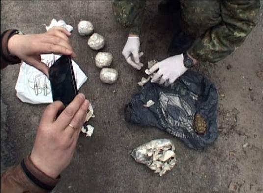 В Днепропетровске задержан боевик «КГБ» из «ЛНР» (фото) - фото 1