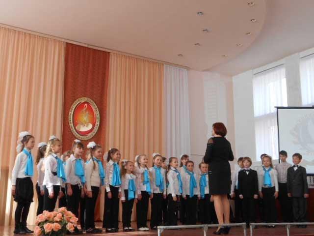 В Макеевке прошел фестиваль хоровой и вокальной музыки «Весенний Благовест» (фото) - фото 3