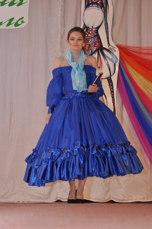 На Днепропетровщине прошел фестиваль мод «Весенняя акварель» (фото) - фото 2