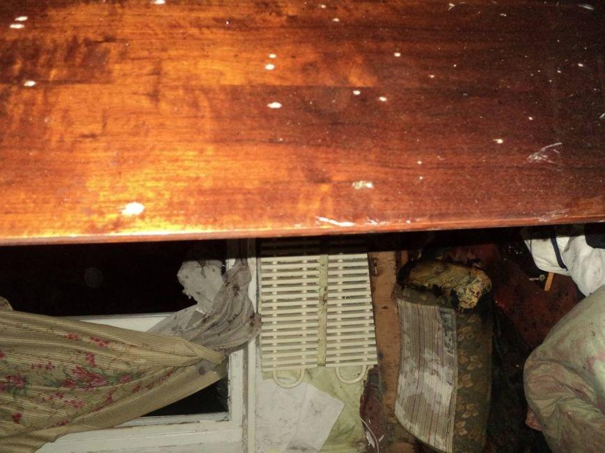 В Краматорской квартире произошел взрыв РГД-5, фото-2