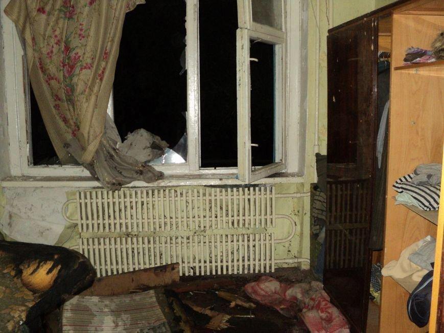 В Краматорской квартире произошел взрыв РГД-5, фото-1