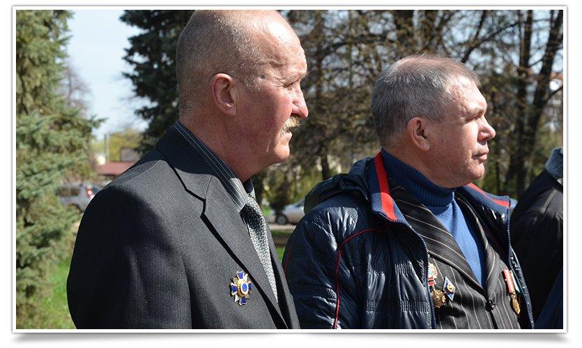 В Славянске прошёл митинг-реквием, посвящённый 29й годовщине аварии на ЧАЭС (фото) - фото 1