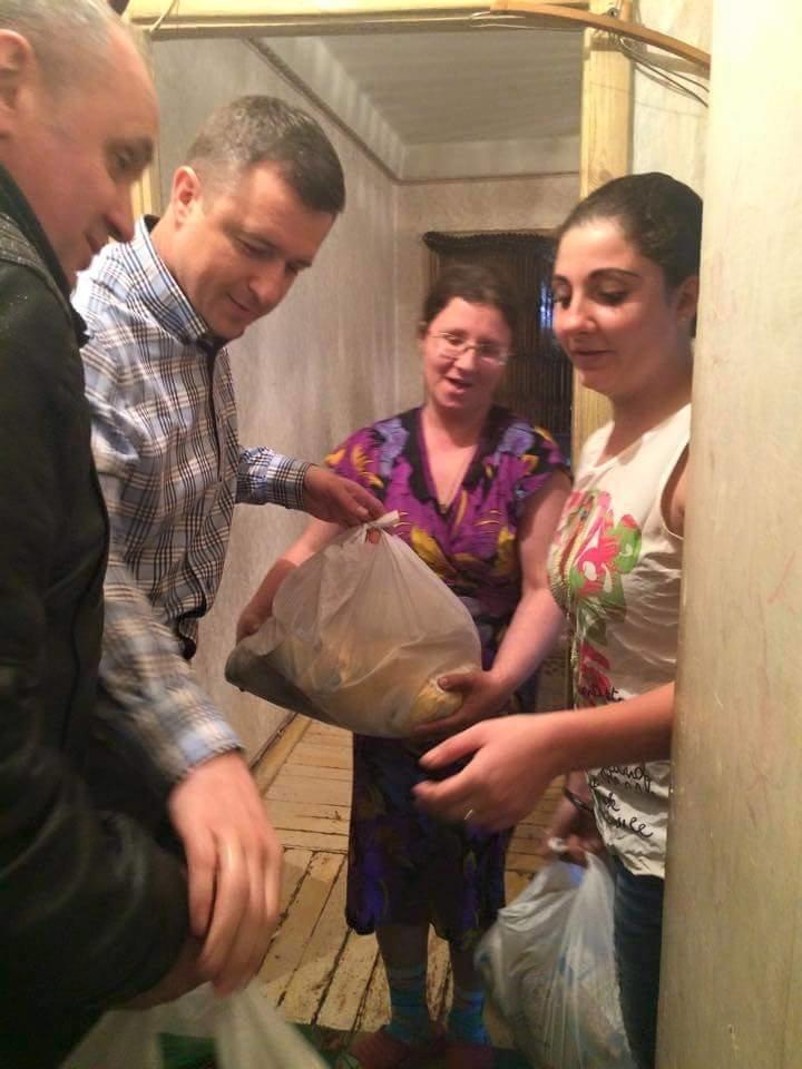 Авдеевку с рабочим визитом посетил Уполномоченный Президента Украины по правам ребенка (ФОТО), фото-1