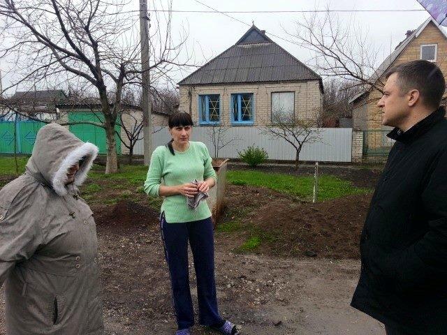Авдеевку с рабочим визитом посетил Уполномоченный Президента Украины по правам ребенка (ФОТО), фото-4