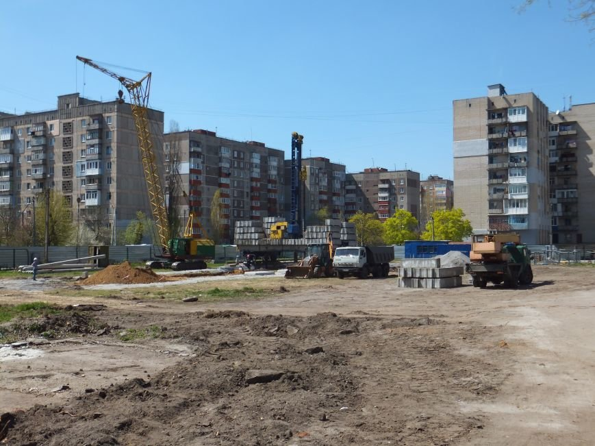 У Кіровограді розпочалося будівництво нового та сучасного житлового будинку (фото) - фото 1