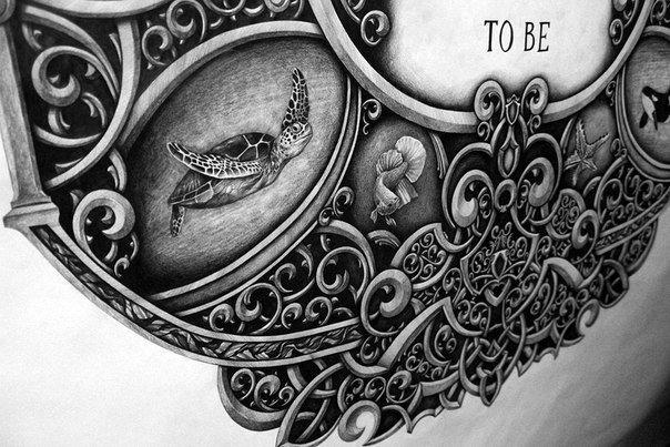 Житомирський художник Дмитро Краб представив масштабний проект «Every being has a right to be» (фото) - фото 2
