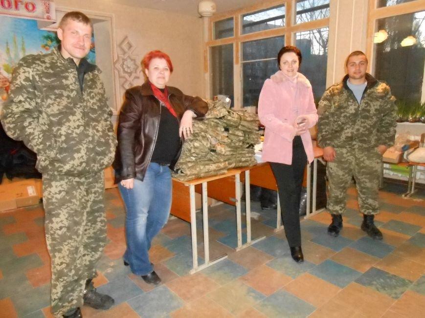 Будни днепродзержинских волонтеров (фото) - фото 2