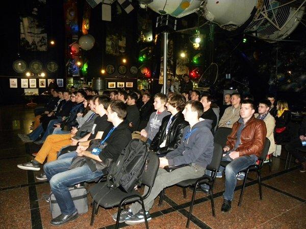 У Житомирі стартували  зустрічі ІТ фахівців міста (фото) - фото 1