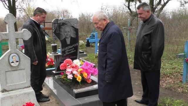 Рятувальники Житомирщини відвідали батьківщину загиблих Героїв Чорнобиля (фото) - фото 1