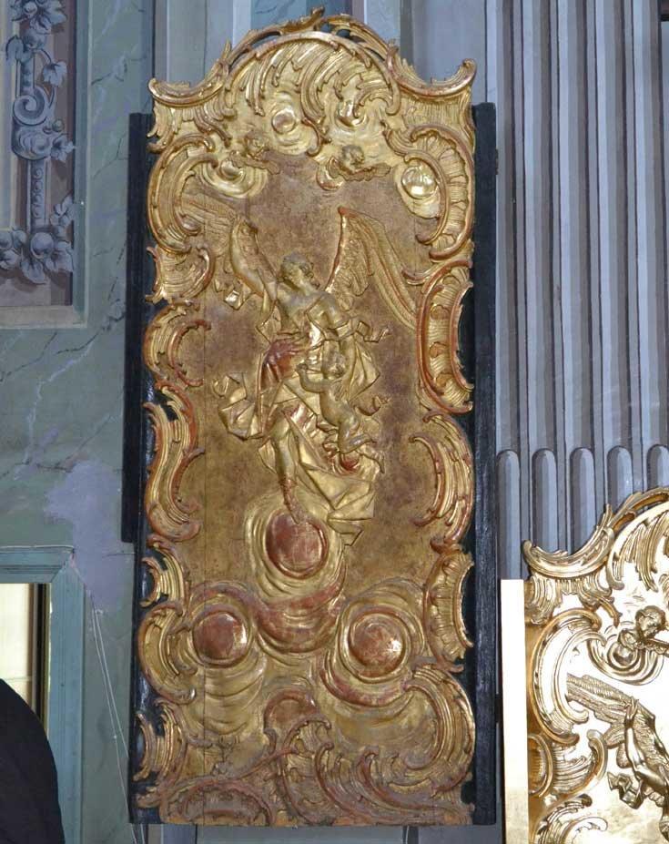 На Тернопільщині під час ремонту знайшли унікальну ікону 18 століття (фото) (фото) - фото 1