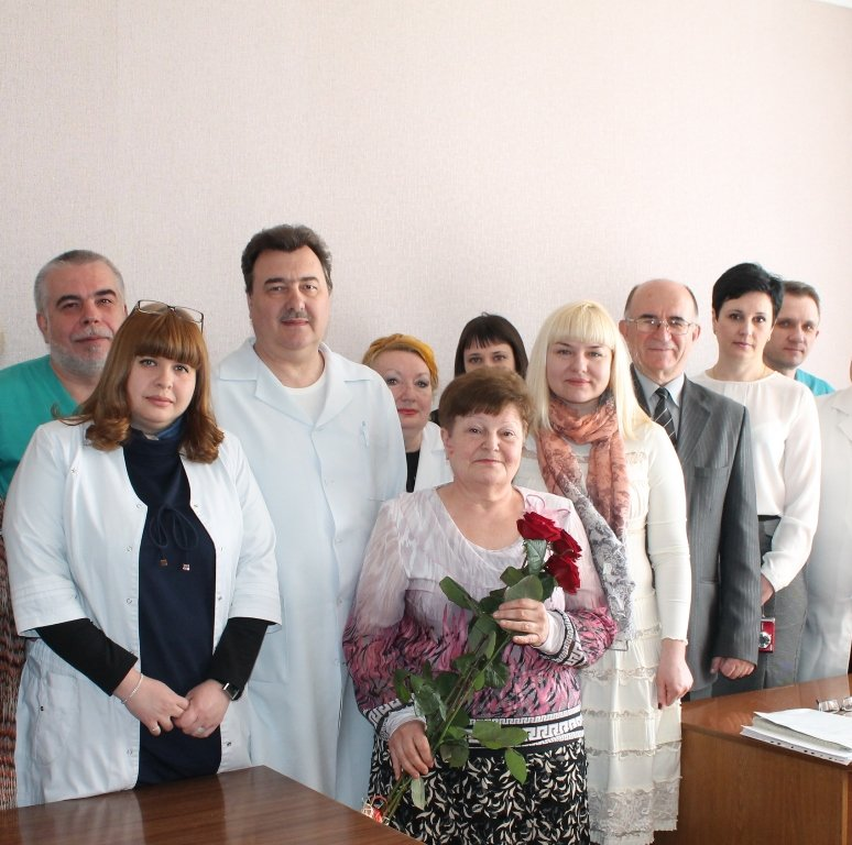 Ведущий анестезиолог-реаниматолог Артемовска ушла на заслуженный отдых, фото-3