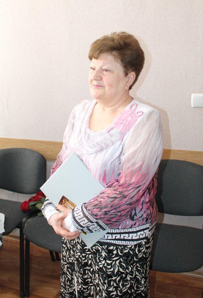 Ведущий анестезиолог-реаниматолог Артемовска ушла на заслуженный отдых, фото-1