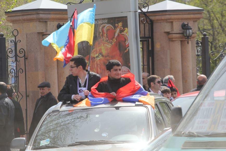 Как в Днепропетровске прошел День памяти жертв геноцида армян (ФОТОРЕПОРТАЖ) (фото) - фото 6
