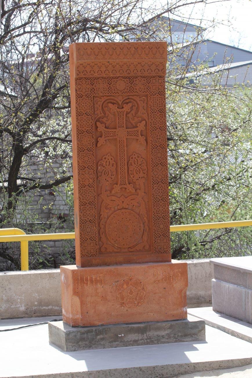 Как в Днепропетровске прошел День памяти жертв геноцида армян (ФОТОРЕПОРТАЖ) (фото) - фото 2