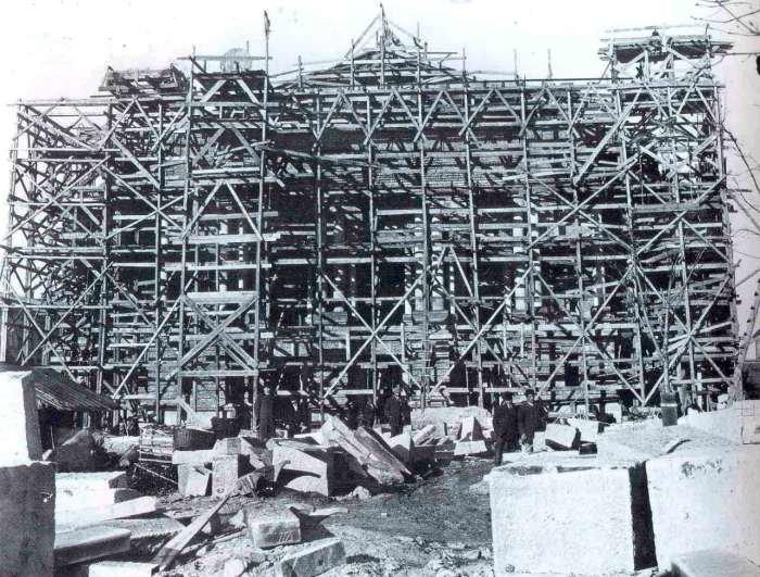 Як будували Львівську Оперу (РЕТРОФОТО) (фото) - фото 1