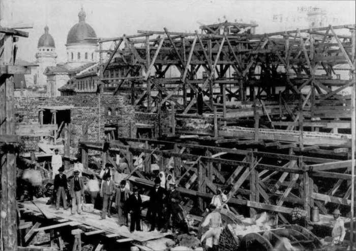 Як будували Львівську Оперу (РЕТРОФОТО) (фото) - фото 5