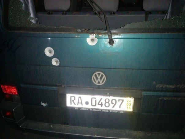 В Харькове ночная погоня со стрельбой окончилась аварией (ФОТО) (фото) - фото 1