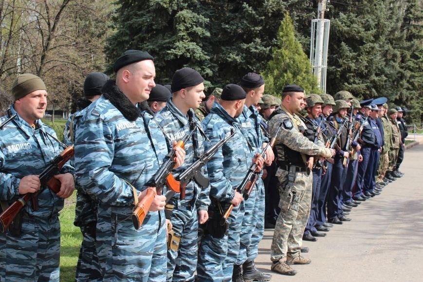 Славянск инструктаж 24.04 фото4