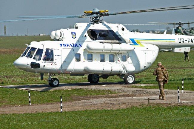 Президент Украины прилетел в Николаев (ФОТО, ОБНОВЛЕНО) (фото) - фото 4