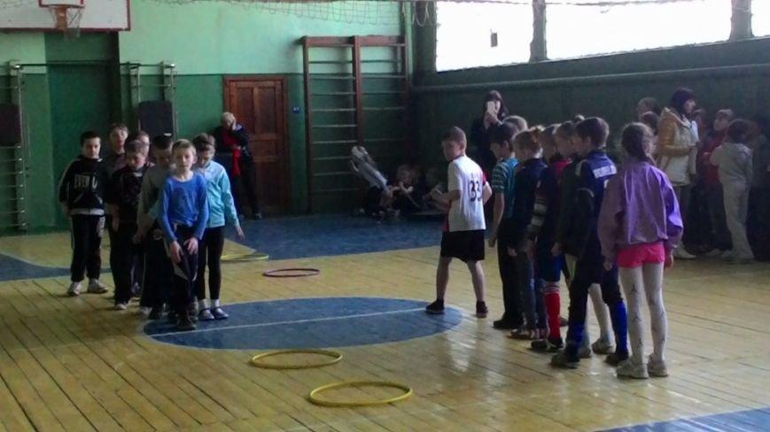 В Макеевке прошли «Веселые старты» среди младших школьников (фото) - фото 1