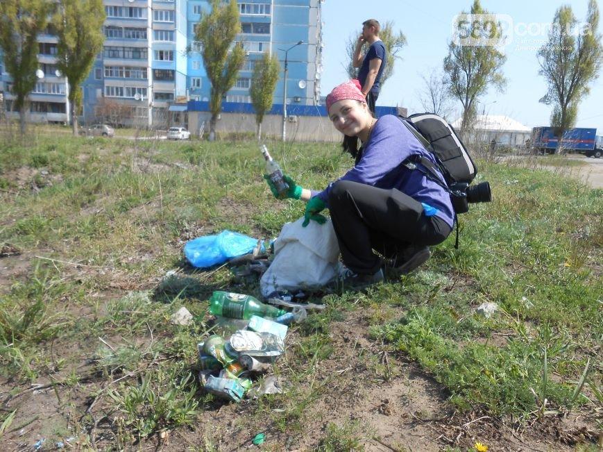 Днепродзержинцы очистили от мусора левобережный канал (фото) - фото 5