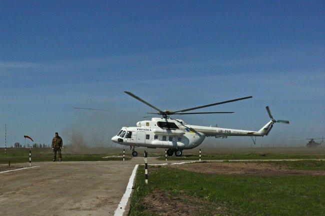 Президент Украины высоко оценил профессионализм николаевских военнослужащих (ФОТО+ВИДЕО) (фото) - фото 4