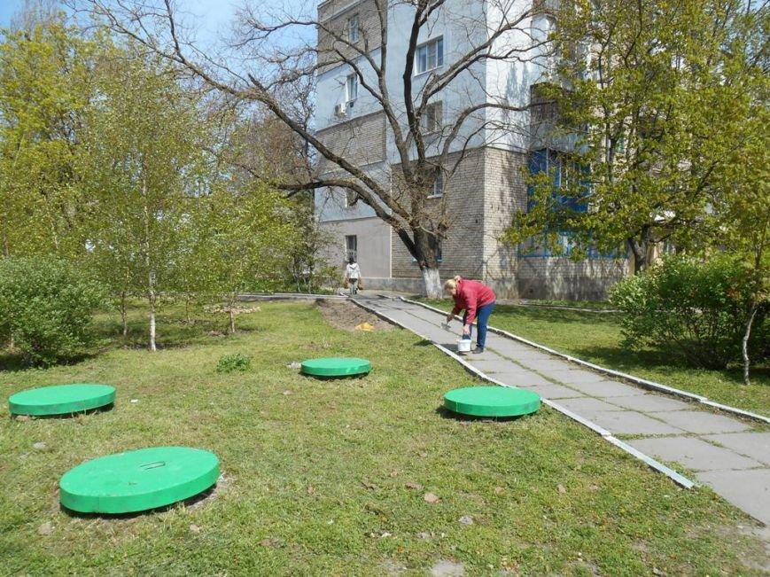 Днепровский район присоединился к акции «Сделаем Украину чистой!» (фото) (фото) - фото 6