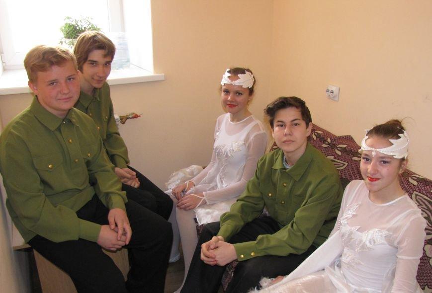 Молодые жители Крыма участвуют в конкурсе « Мы – наследники Победы», фото-1