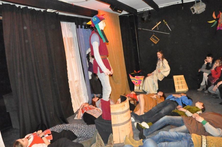 В Днепродзержинске завершился детский театральный фестиваль (фото) - фото 1